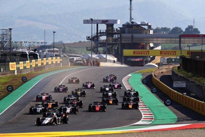 Лундгор виграв другу гонку формули-2 в Італії