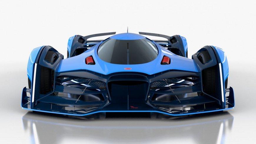 Bugatti Vision Le Mans