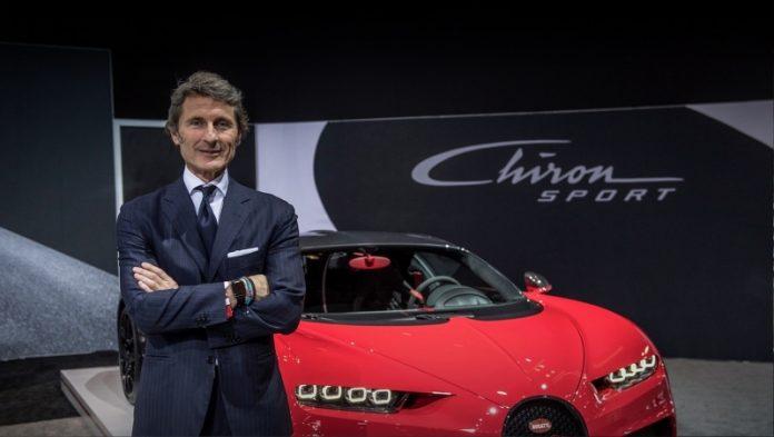 Уродженець Німеччини Стефан Вінкельман знову очолить Lamborghini