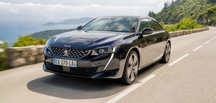 Peugeot 508 можна придбати в Україні