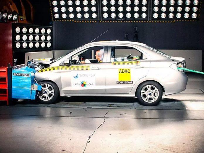 Ford Ka для латиноамериканського ринку