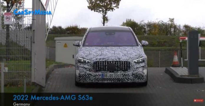 S63e від Mercedes-AMG