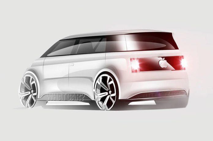 Apple Car - вигляд