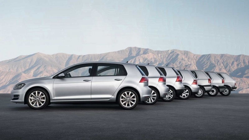That's It, Volkswagen Golf Officially Ends Production For US Market
