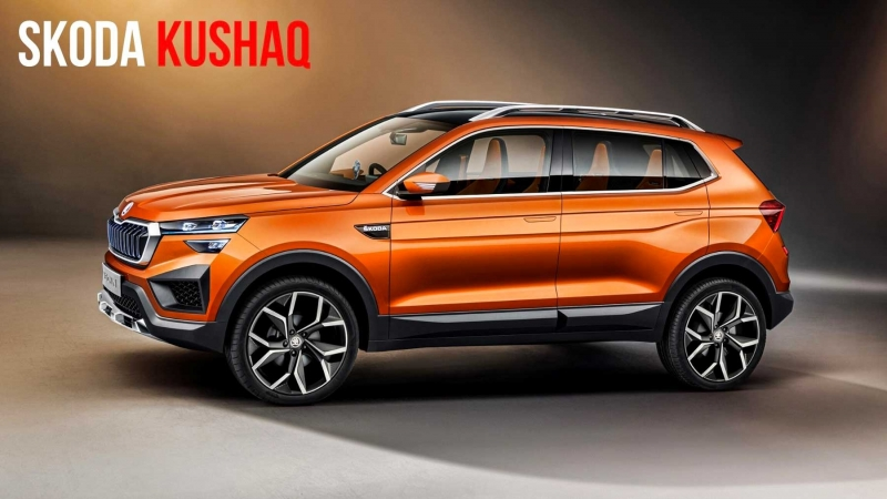 Skoda Kushaq To Be Offered With 2 Engine & 3 Gearbox Choices In India