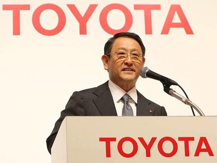 Акіо Тойода