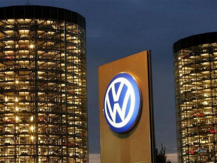 Компанія Volkswagen