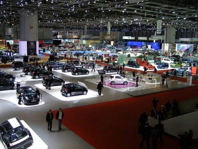 Женевський автосалон