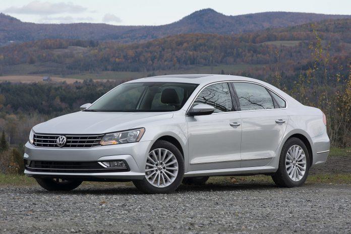 Volkswagen Passat - номер один по продажам автомобілів з США